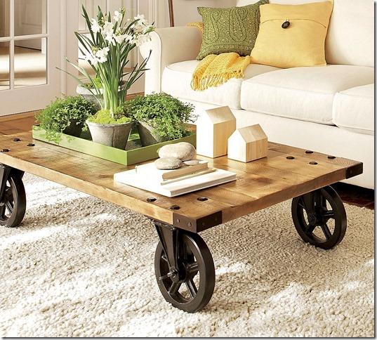 antique-rustic-coffee-table