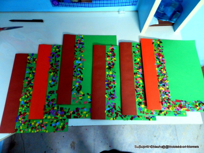 DIY Folders from Scrap Paper @ Hooked on Homes! (4)